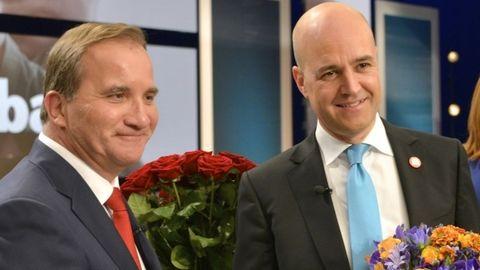 Stefan Lfven a Fredrik Reinfeldt 615.jpg